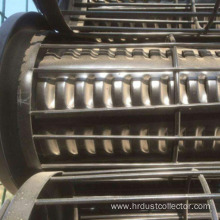 High temperature resistant galvanized skeleton